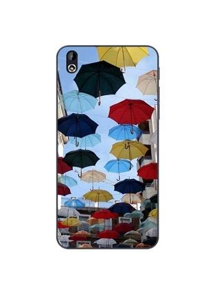 People's Cover - Htc Desire 816 Kabartmalı Telefon Kılıfı